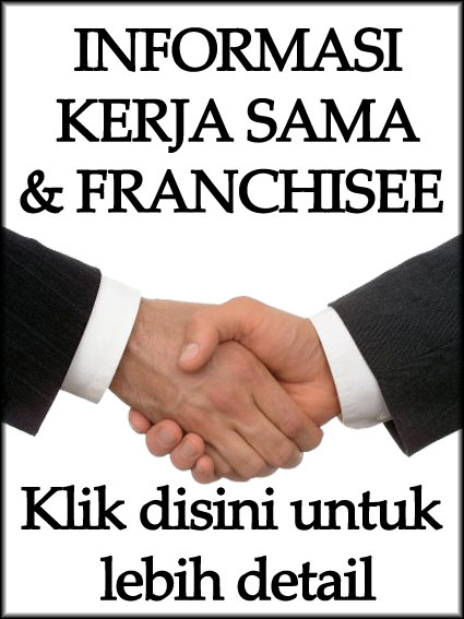 INFO KERJA SAMA & FRANCHISE